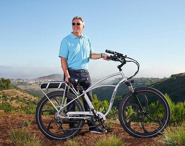 Don DiCostanzo, Founder, CEO, Pedego Electric Bikes