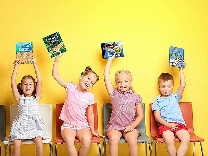 Photo Courtesy of Puppy Dogs & Ice Cream Puppy Dogs & Ice Cream, a Del Mar-based children's book publishing company, will reach $30 million in revenue by the end of 2021.