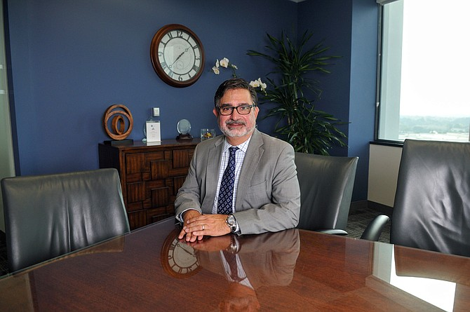 Patrick G. Goshtigian, President & CEO, EP Wealth Advisor.
