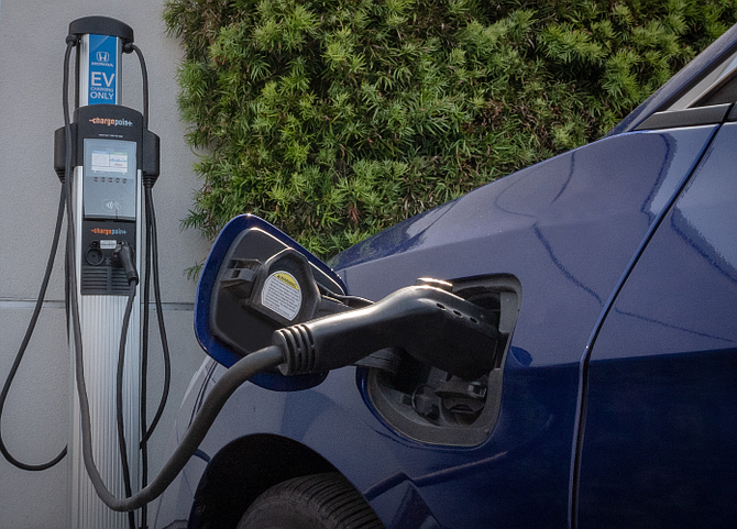 Battery electric and fuel cell electric vehicles are projected to make up 40% of Honda's North America sales by 2030.