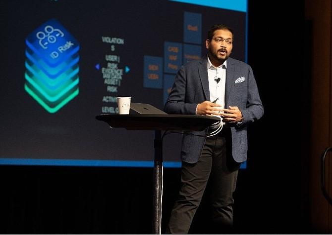 Saviynt CEO Amit Saha in December 2019.