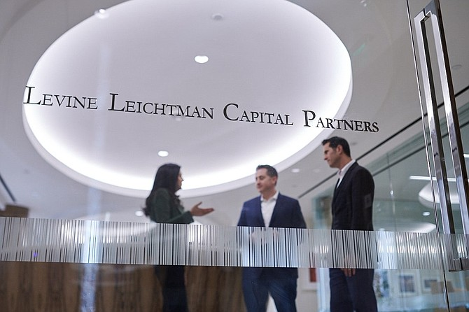 Levine Leichtman has 30 active investments in its portfolio.