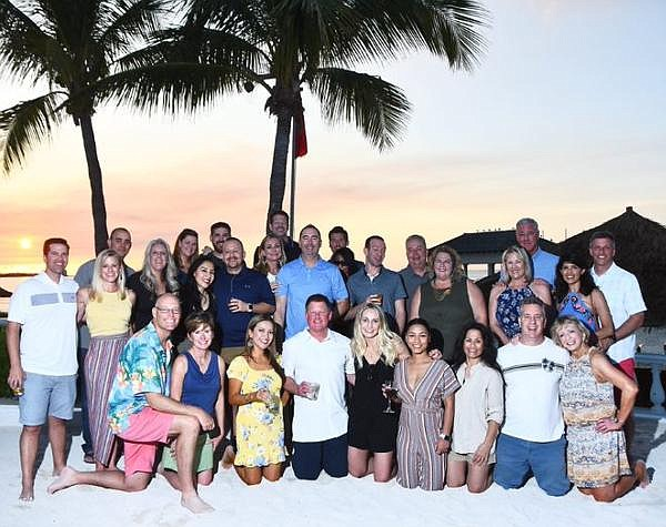 Wood Gutmann & Bogart's 2019 sales incentive trip to Bahamas