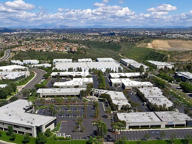 Photo courtesy of Longfellow Real Estate Partners Longfellow Real Estate Partners has acquired Centerpark Plaza in Sorrento Mesa.