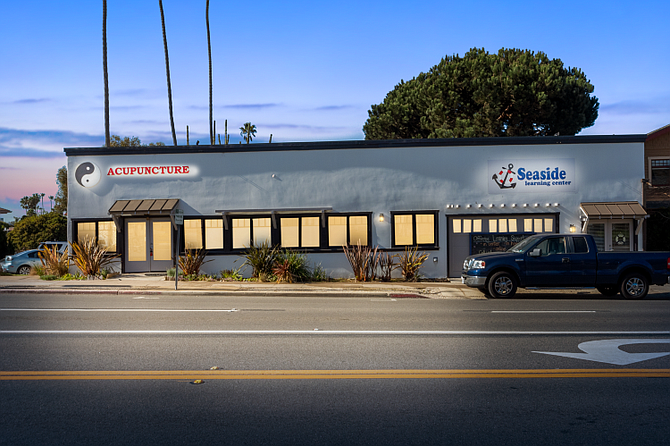 Maling was involved in the sale of 101 N. PCH in Redondo Beach, which closed in September.