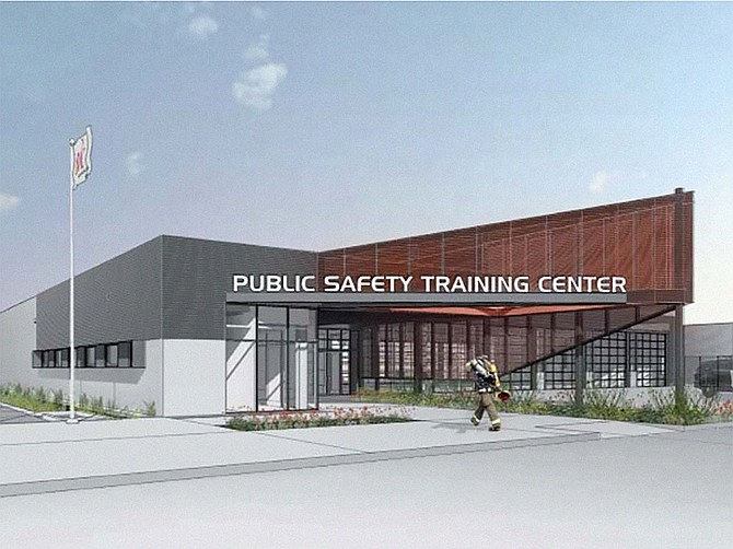 Photo courtesy of Marlene Imirzian & Associates Architects Southwestern College's Public Safety Training Center is up and running.