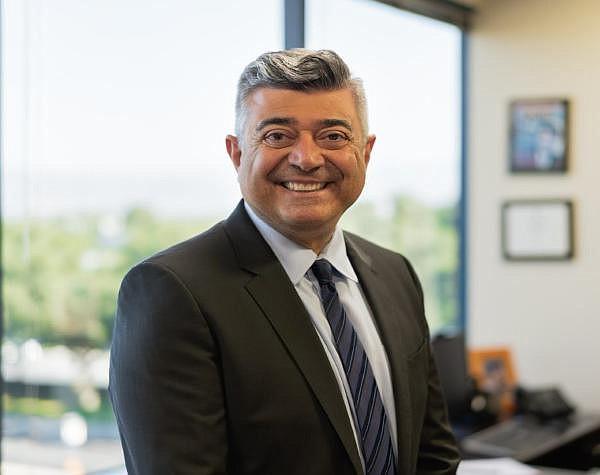 Fardad Fateri, Chairman, CEO, International Education Corporation