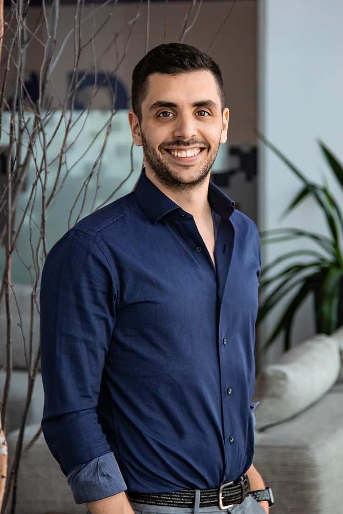 Luca Zambello, CEO of Jurny