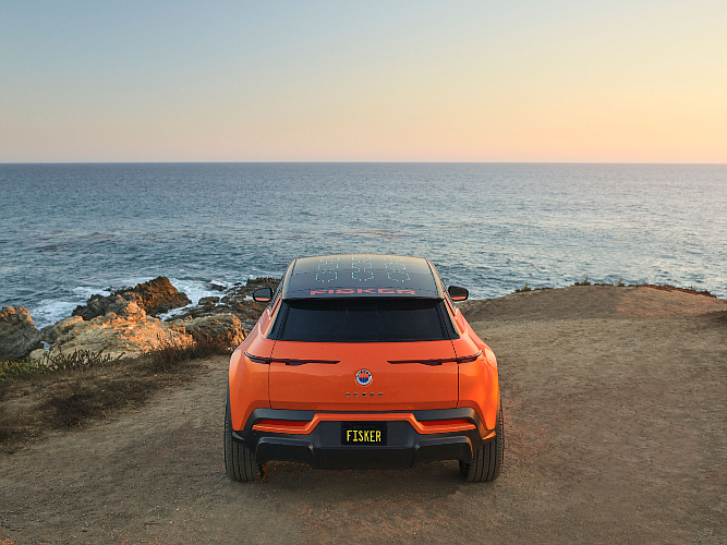 Ocean, Fisker's first vehicle, will cost $37,499.