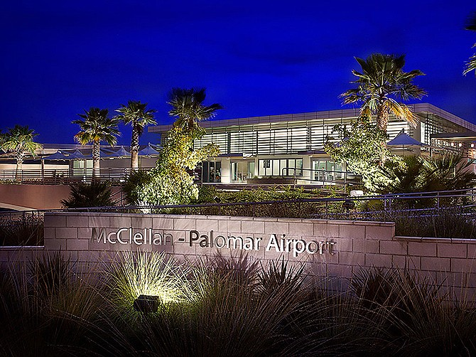 CLD's 18,000-square-foot passenger terminal opened in 2009; Taos Air is currently the only commercial carrier operating at Carlsbad airport.