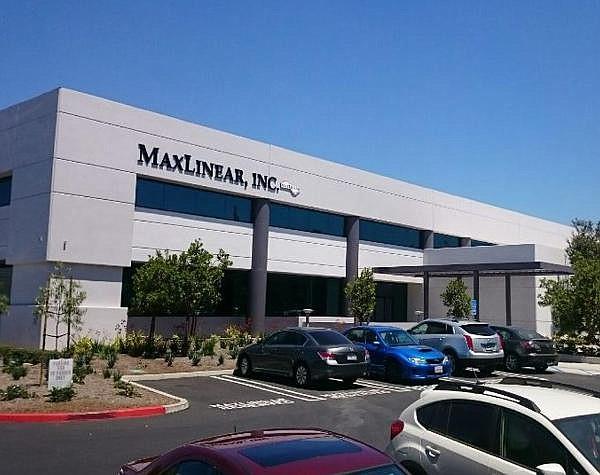 Irvine offices of chipmaker MaxLinear