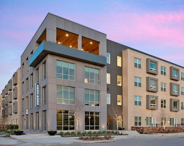 Dallas's 4600 Ross, bought by BSP in late August