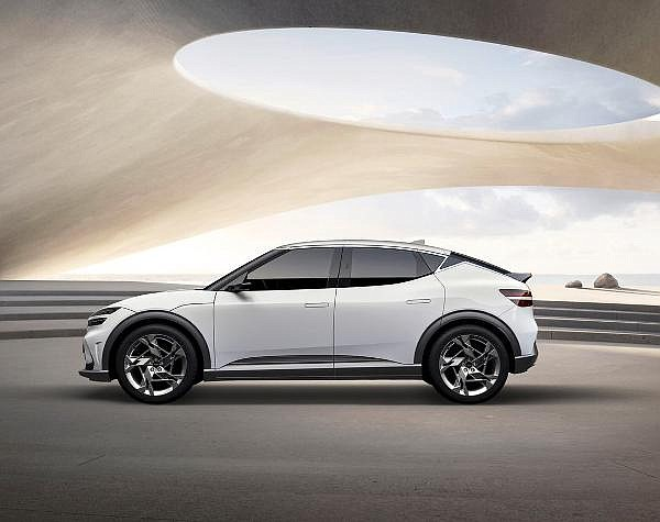 Genesis' SUV momentum continued with the reveal in September of its first dedicated EV, the GV60