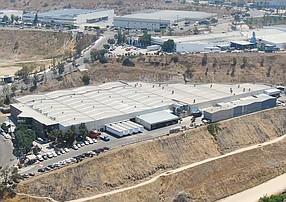 Photo courtesy of Martin Home Furnishings. Martin Furniture's headquarters in Otay Mesa.