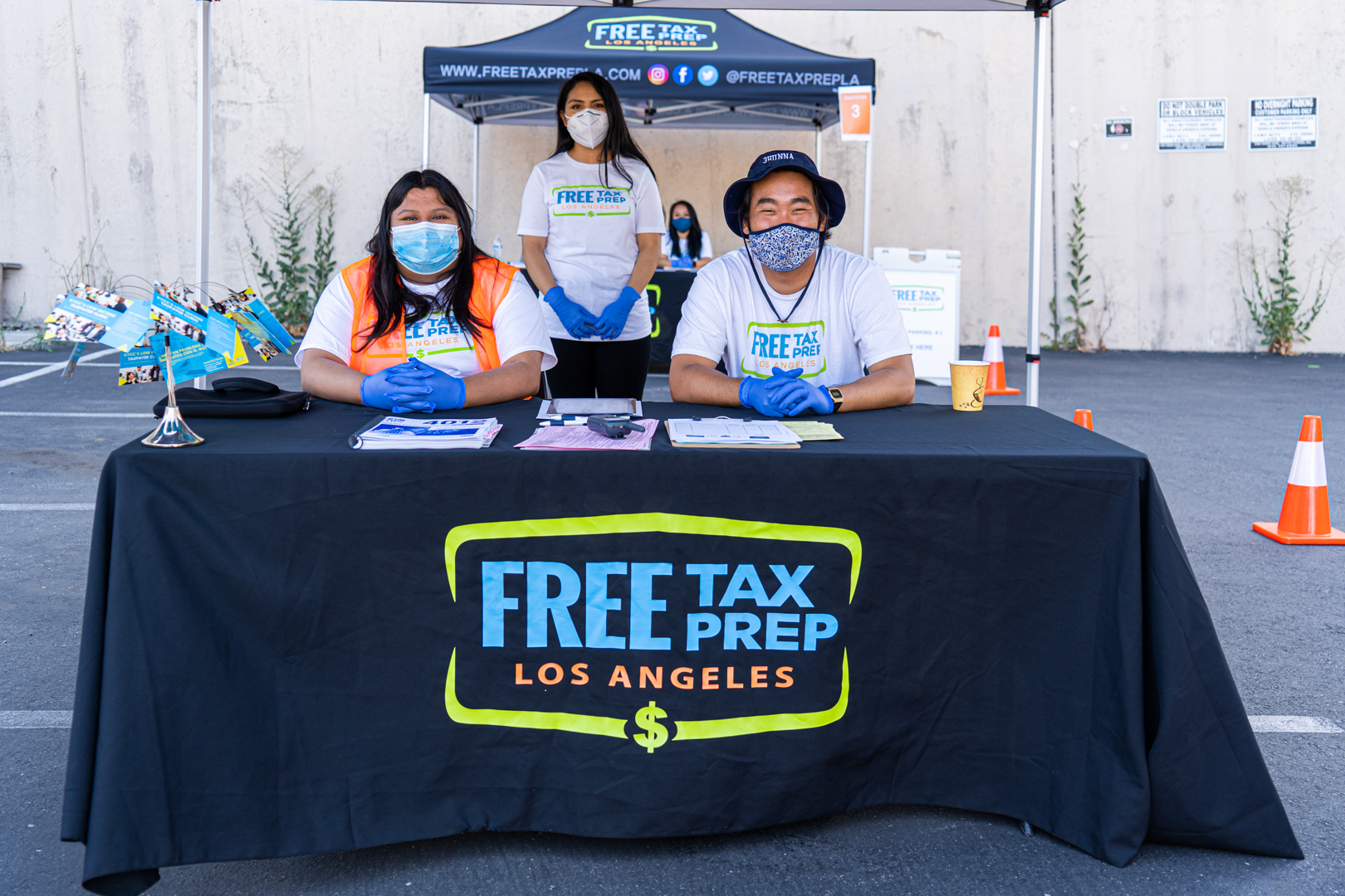 """""""Throughout the pandemic KYCC has offered Koreatown residents essential services such as tax filing advice, food deliveries, financial literacy courses and small business support."""""""